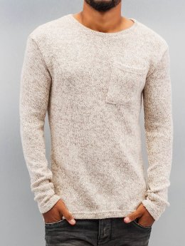 DEF Пуловер Knit бежевый