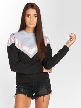 DEF Пуловер Luxa серый