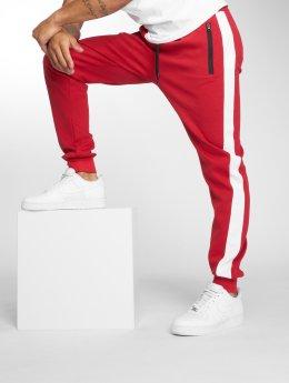 DEF Спортивные брюки Bearer красный