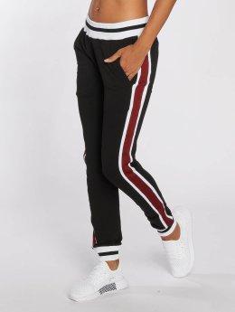 DEF Спортивные брюки Luna черный