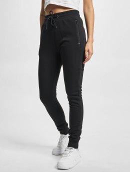 DEF Спортивные брюки  Ivybee черный