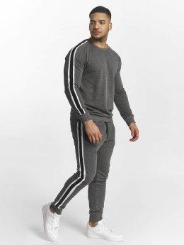DEF Спортивные костюмы Wubai серый
