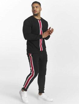 DEF Спортивные костюмы Lampro черный