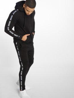 DEF Спортивные костюмы Soil черный