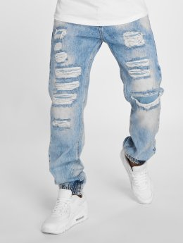DEF Antifit jeans Joe Antifit blå