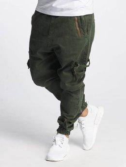 DEF Antifit jeans Lucio grön