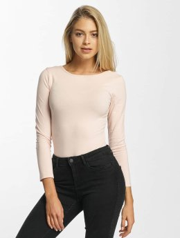DEF Body Long Sleeve  rosa chiaro