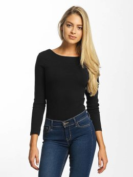 DEF Body Long Sleeve schwarz