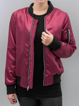 DEF Bomber jacket Leilani red