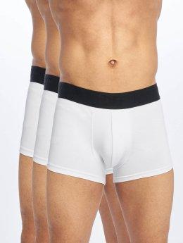 DEF Boxershorts 3er Pack weiß