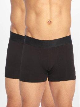 DEF boxershorts Double Pack zwart