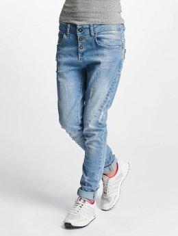 DEF Boyfriend Jeans Mia modrý