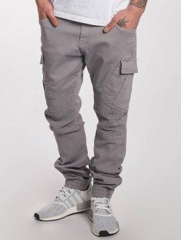 DEF Chino Cargo gris
