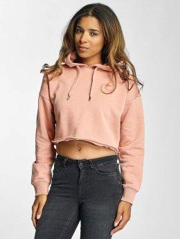 DEF Frauen Hoody Rafika in rosa