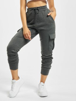 DEF Jogging kalhoty Greta šedá