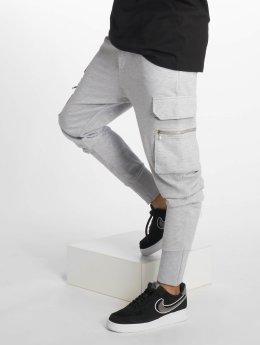DEF Jogging kalhoty Bohot šedá