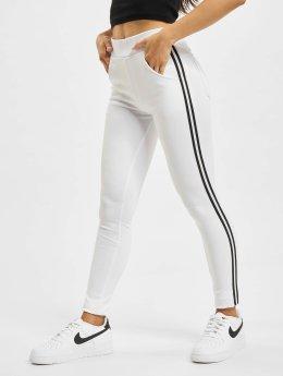 DEF Jogging kalhoty Janisja bílý