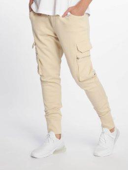 DEF Jogging kalhoty Jose béžový