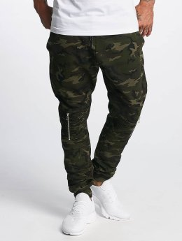DEF / joggingbroek Biker in camouflage