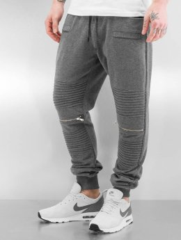 DEF joggingbroek Sheffield grijs
