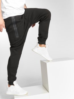 DEF joggingbroek Antifit zwart