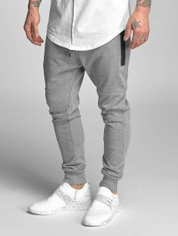 DEF Jogginghose Antifit grau