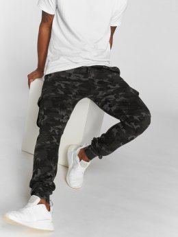 DEF Julien Sweatpants Anthracite Camouflage