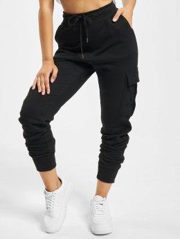 DEF Frauen Jogginghose Greta in schwarz