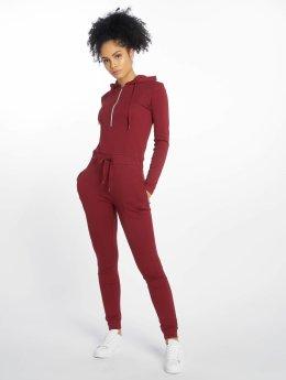 DEF jumpsuit Pendurim rood