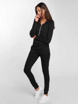 DEF jumpsuit Pendurim zwart