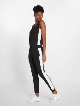DEF Bat Jumpsuit Black/White
