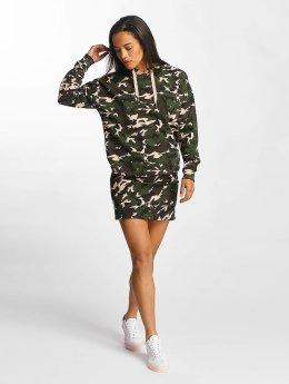 DEF / jurk Camo in camouflage