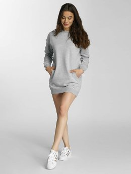 DEF jurk Lean grijs