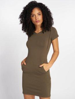 DEF jurk Ätna olijfgroen