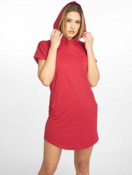 DEF jurk Vesuv rood