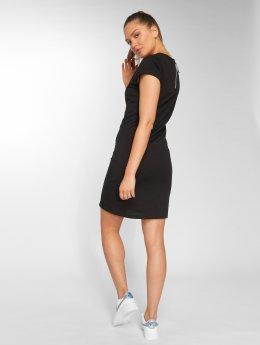 DEF jurk Merapi zwart