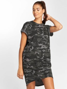 DEF / Klänning Lexy i kamouflage