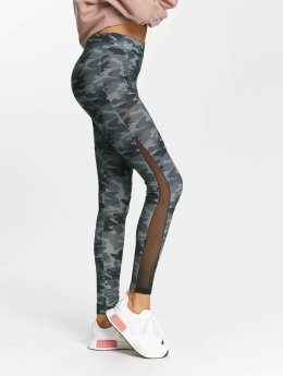 DEF Frauen Legging Soldier in camouflage