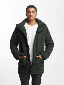 DEF Manteau hiver Blank vert