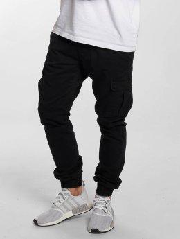DEF Pantalon cargo Boris noir