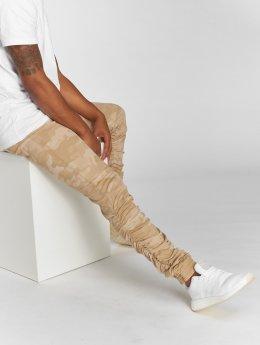 DEF Pantalone Cargo Tim beige