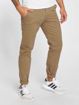 DEF Pantalone chino Georg beige
