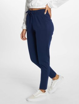DEF Pantalone chino Tollow  blu