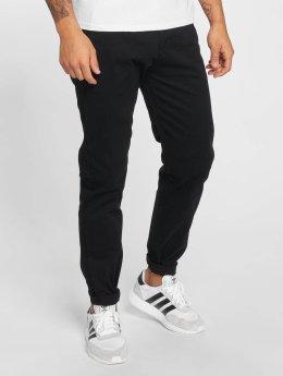 DEF Pantalone chino Georg nero