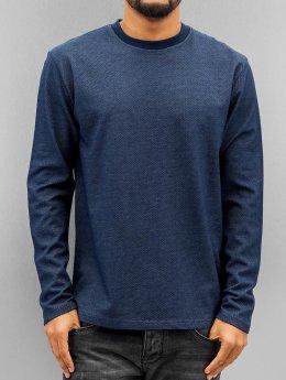 DEF Pitkähihaiset paidat Friedl sininen