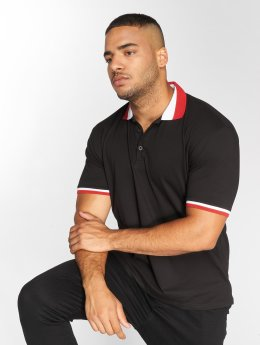 DEF Poloshirt Aby black