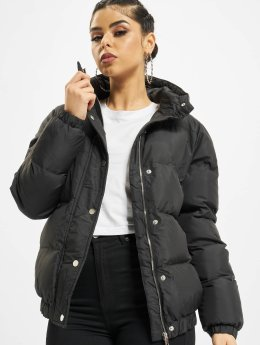 DEF Puffer Jacket Bubble schwarz