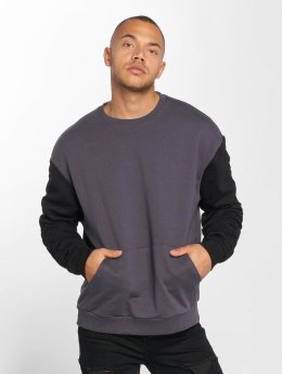 DEF Pullover Mane grau