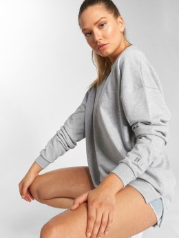 DEF Pullover Karrer gray