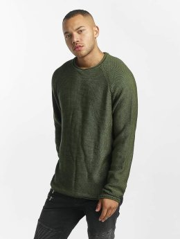 DEF Pullover Knit olive